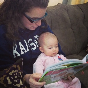 ReadingWithBabyB